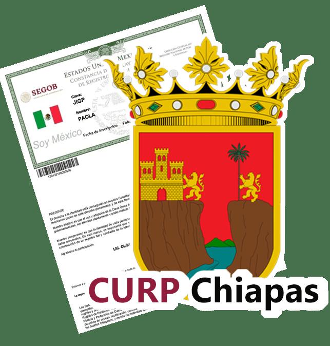 CURP Chiapas