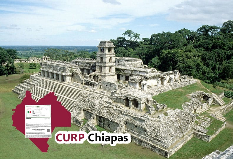 Sacar CURP en Chiapas